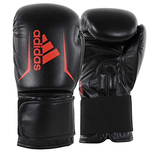 adidas Boxing Gloves - Speed 50 Boxing & Kickboxing - Boxing Gloves Women/Boxing Gloves for Men -...
