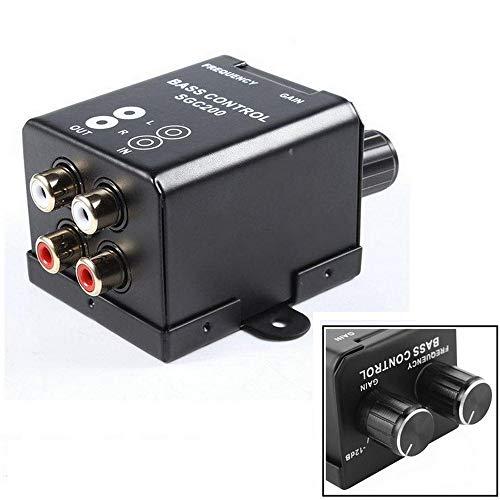 Car Audio Controller, Remote Amp...