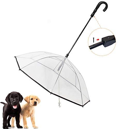 Hond Jassen Waterdicht Hondenriem Pet Paraplu Puppy Regenjas Hond Rain Jacket Hond Lead Comfortabel Training Lead Voor Honden a
