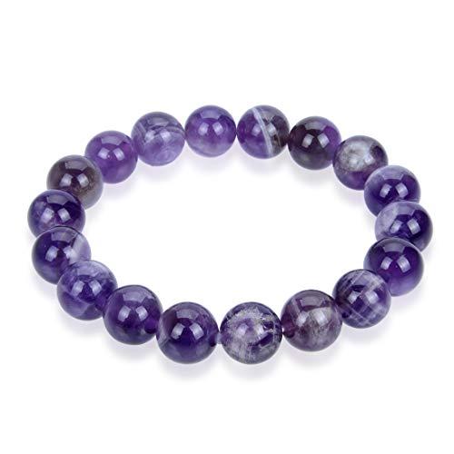 Adabele Natural Gemstone Bracelet 7' 7.5' 8' 8.5 inch...