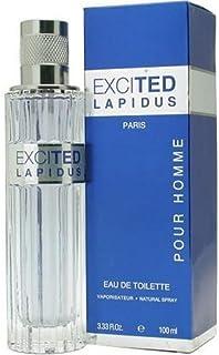 Ted Lapidus Blue Men's Eau De Toillete - Pack of 1