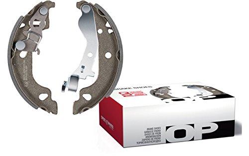 Open Parts BSA2000.00 Juego de zapatas de frenos Trasero - 4 Piezas
