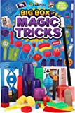 3 Bees & Me Deluxe Magic Kit Set with Toy Wand & 75 Magic Tricks for...