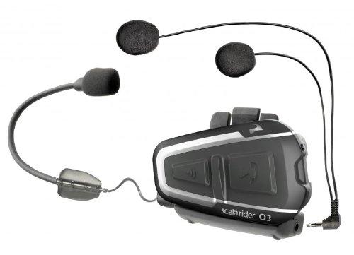 Scala Rider Q3 Multiset Bluetooth Headset, 2-er Pack