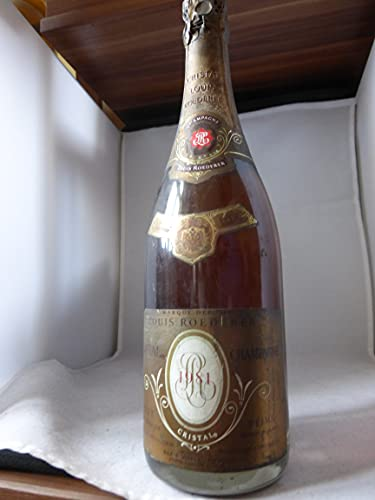 Louis Roederer 1981 Cristal Champagne