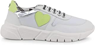 Love Moschino Women White Sneakers