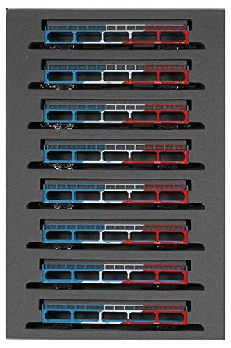 KATO Nゲージ ク5000 トリコロールカラー 8両セット 10-1603 鉄道模型 貨車