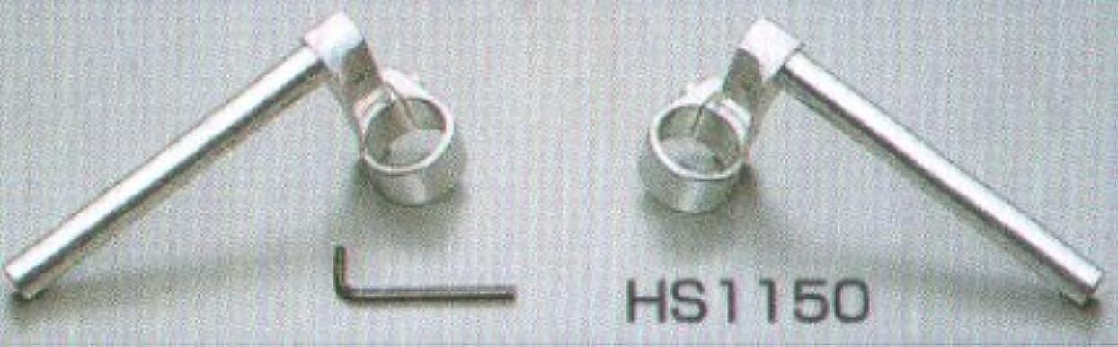嫌悪血まみれトレッドハリケーン(HURRICANE) セパレートハンドル ジュラルミン 07-CBR600RR HS1048-11