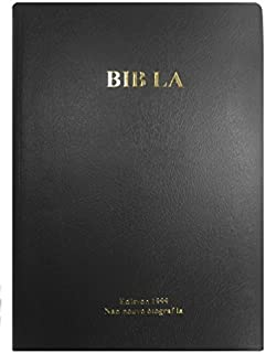 Haitian Creole Bible - Bib La. Edision korije ak diksione. Parol Bondie an Ayisyin.