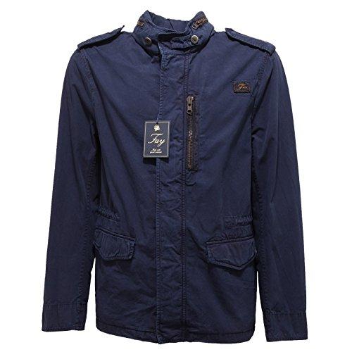 Fay 2434Q Giubbotto Blu Giubbino Uomo Jacket Men [L]