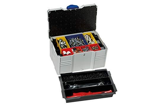 Tanos Mini-systainer® T-Loc III 80590830 Gereedschapskist niet uitgerust ABS kunststof, polystyreen (B x D
