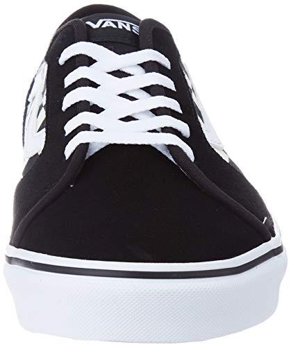 Vans FILMORE Decon, Sneaker Uomo, Multicolore ((Checkerboard) Black/White 5GX), 42 EU