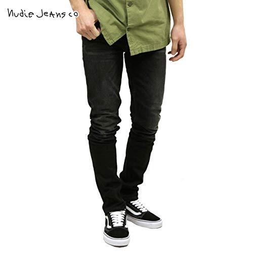 NudieJeans(ヌーディージーンズ)『GrimTimDeepBlackWorn』