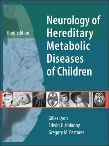 Neurology of Hereditary Metabolic Disease of Children
