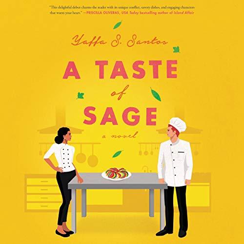 Page de couverture de A Taste of Sage