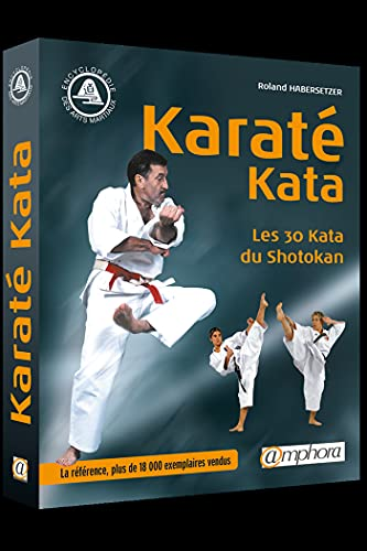 Karaté kata - Les 30 katas du shotokan