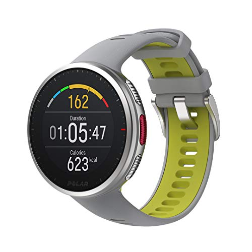 POLAR Vantage V2 - Premium Multisport Smartwatch with GPS, Wrist-Based HR Measurement for All Sports - Music...