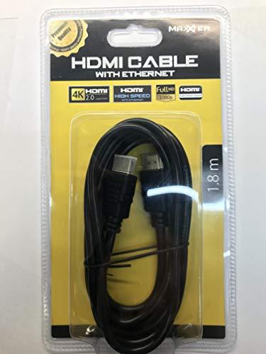 Maxxter - PREMIUM HDMI Cable 1.8 m