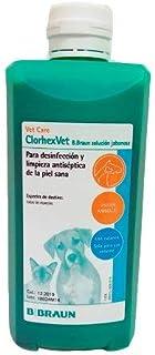Clorhexvet Solucion Jabonosa 500ml