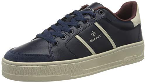 GANT FOOTWEAR Herren SAINT-BRO Sneaker, Marine, Marine, 43