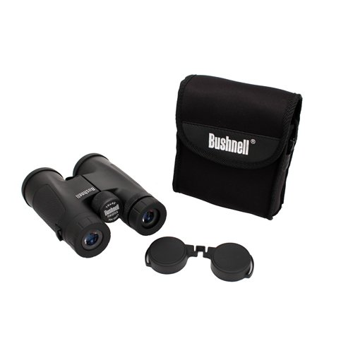 Bushnell 10x42mm PowerView - Prismático, camuflaje