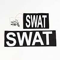 Catsobat 特殊部隊ワッペン セット ベルクロタイプ (SWAT)