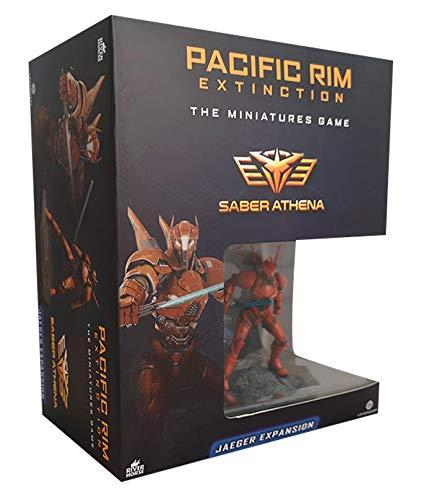 Gen x games Pacific Rim Extinction - Saber Athena