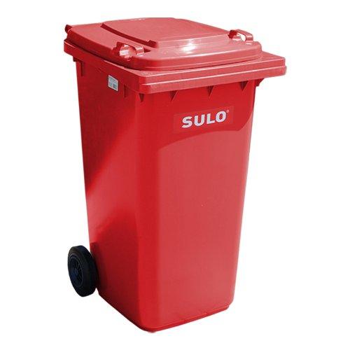 E536113 Müllgroßbehälter 80L rot -++-