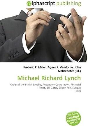 Michael Richard Lynch