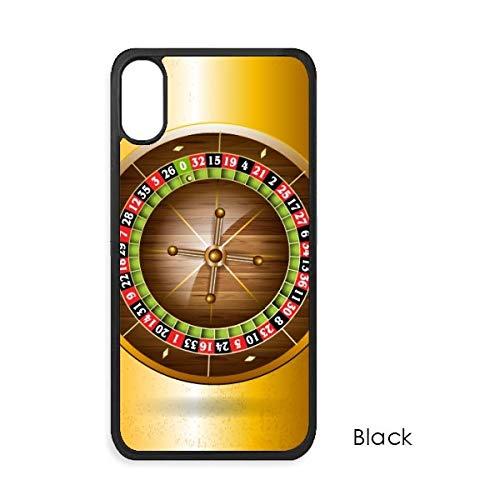 beatChong Realistische Casino Plattenspieler Illustration für iPhone X-Hüllen phonecase Apple-Abdeckungs-Hüllen-Geschenk