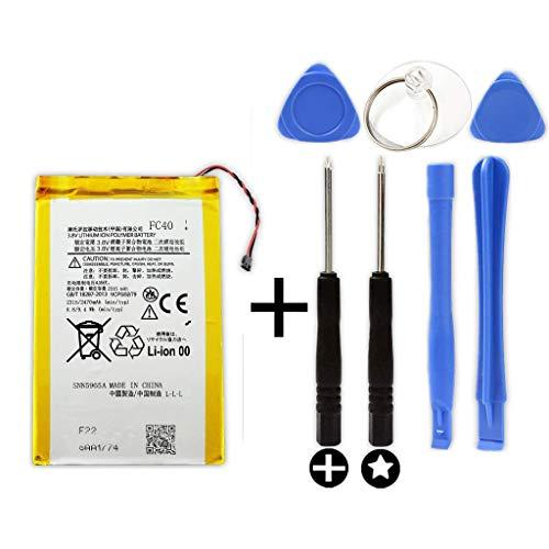 Bateria Motorola Moto G3/ Moto G 2015/ 3º Gen + Kit Herramientas/Tools | FC40