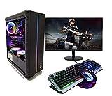 Best Gaming Desktops - CHIST Gaming Desktop AMD Ryzen 3 3200G 4Core Review