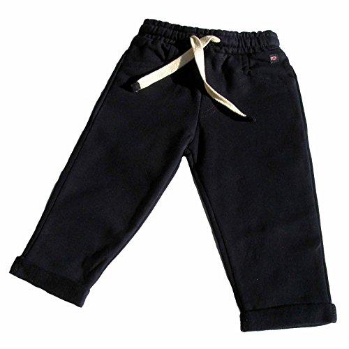 Week end à la mer de pantalon de jogging bleu, Bleu - Marine, 86 cm
