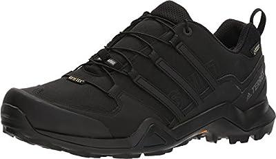 adidas outdoor Terrex Swift R2 GTX Black/Black/Black 10 D (M)