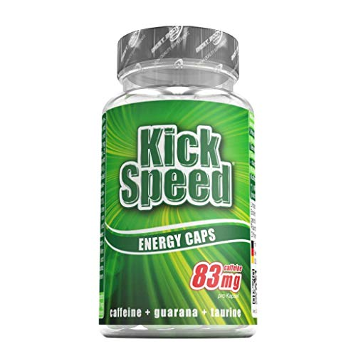 Best Body Nutrition Guarana Kick Speed ( 2 x 60 Kapseln = 120 Kapseln )