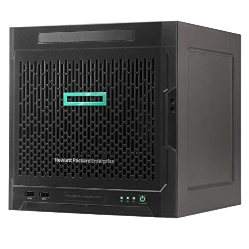 Hewlett Packard Enterprise ProLiant Micro - Server (1,8 GHz, X3418, 8 GB, DDR4-SDRAM, 200 W, Ultra Micro Tower)