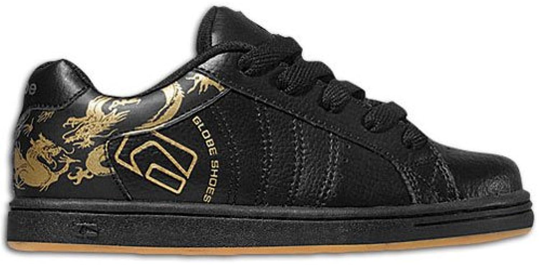 Globe Mens Focus BLK GLD DRGN shoes