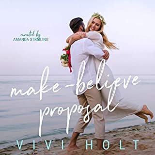Make-Believe Proposal audiobook cover art