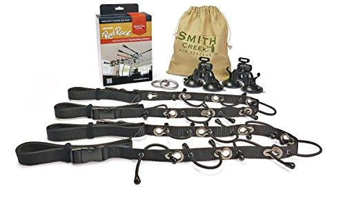 Smith Creek Rod Rack, Heavy Duty Vehicle Interior Rod Racking System
