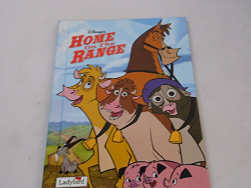 Home on the Range: Book of the Film (Disney Book of the Film)