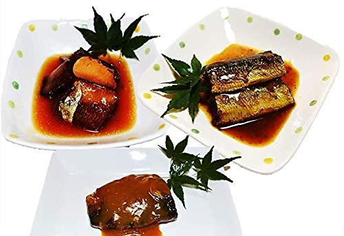 仙台漬魚『ヘルシー煮魚セット』