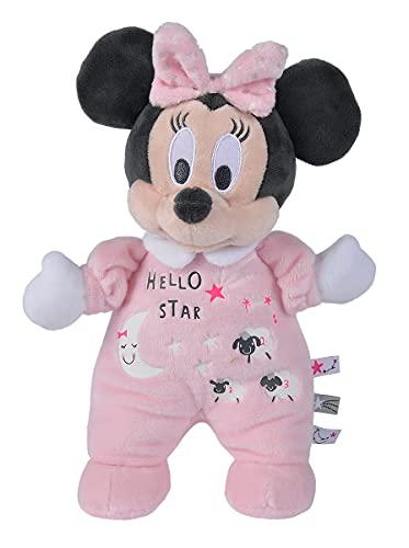 Simba Peluche Minnie Mouse Brilla en la Oscuridad, color 1. (6315872503)