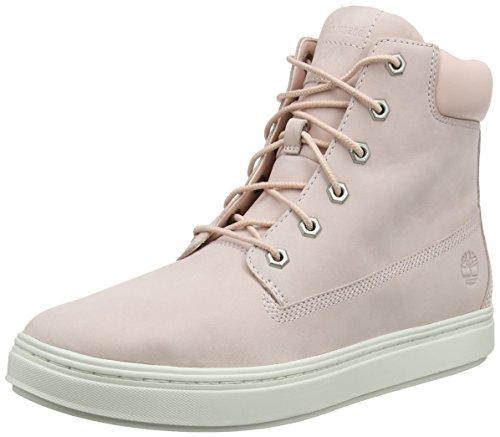 Timberland Damen Londyn Kurzschaft Stiefel, Pink (Chintz Rose Nubuck N97), 39 EU