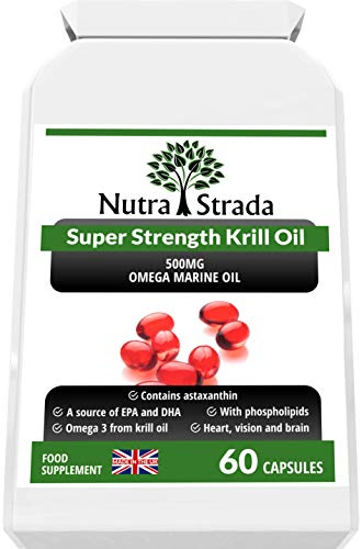 Super Strength Krill Oil