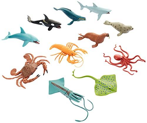 Wild Republic 64128 - Colección de juegos acuáticos, 11 partes , color/modelo surtido