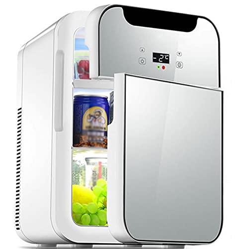 LYZL Mini Refrigerador Y Calentador De Refrigerador   20L De Capacidad   Compacto, Portátil Y Silencioso   Compatibilidad De Alimentación CA + CC