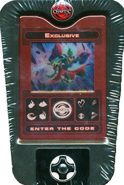 Chaotic Trading Card Game Exclusive Rasbma Darini Collectible Tin [Toy]