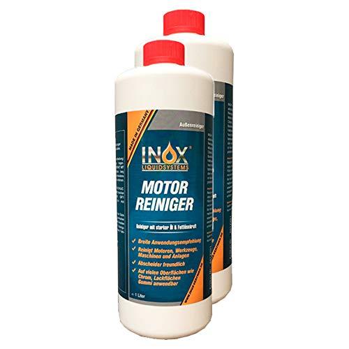 INOX 2X Motorreiniger Motor Pflege 1L 4012201