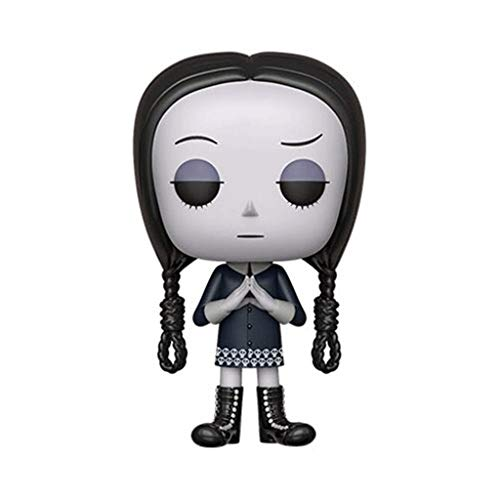 Funko Pop Television : Addams Family - Wednesday 3.75inch Vinyl Gift for TV Fans SuperCollection