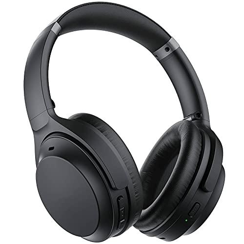 Type-C Active Noise Cancelling Headphones, Wireless 5.0 Headphones Over...
